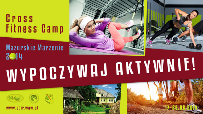 Cross Fitness Camp